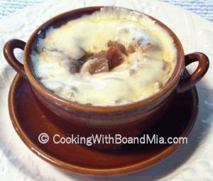 French Onion Soup - CBM