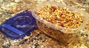 Granola Packaged CBM