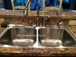 Kitchen Sink CBM