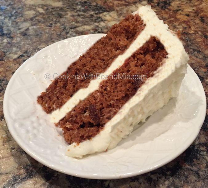 CBM - On Carrot Cake
