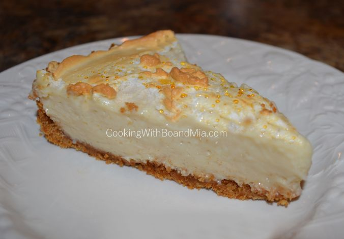 CBM - Key Lime Pie Slice